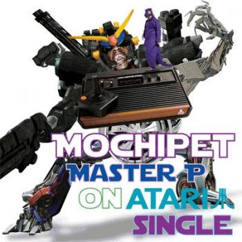 Mochipet - Master P on Atari (Glitch, 8 bit, Breakcore) 2009